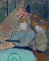 Marianne von Werefkin - Two Women in a Street Cafe.jpg