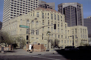 National Register of Historic Places listings in Arizona - Maricopa County Courthouse, Phoenix