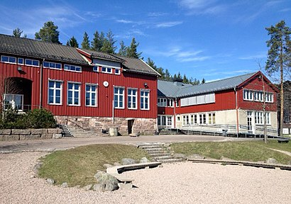 How to get to Maridalen Skole with public transit - About the place