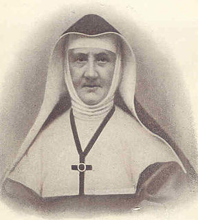 Marie Thérèse Haze Belgian Religious Sister and foundress, beatified