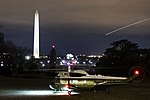 Marine One Departs the South Lawn of the White House (47145953801).jpg
