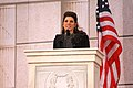 Marisa Tomei - Inauguration of Barack Obama.JPG