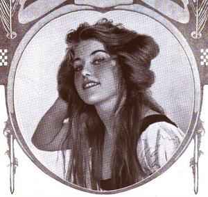 Marjorie Bonner (Ziegfeld Follies) - Majorie Bonner circa 1908
