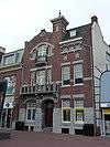 foto van Herenhuis, gebouwd in art nouveaustijl met elementen van overgangsstijl