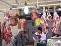Markt in Palermo - Metzger.JPG