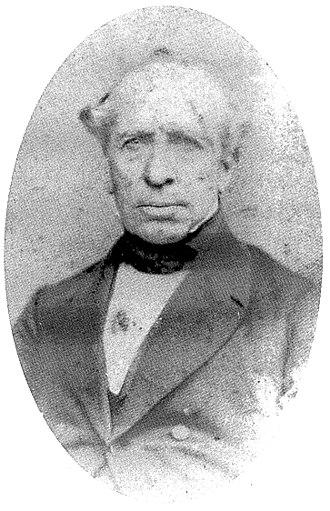 Australind, Western Australia - Marshall Waller Clifton, founder of Australind