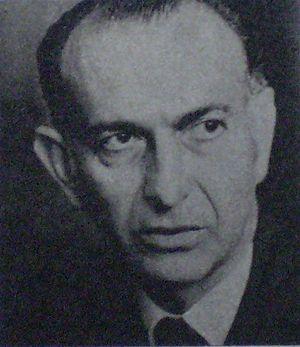 Español: José Alfredo Martínez de Hoz