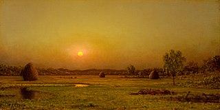 Marsh Sunset, Newburyport, Massachusetts
