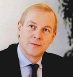 Martin Taylor (businessman) - Martin Taylor