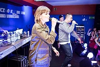 Marysia Starosta Polish singer
