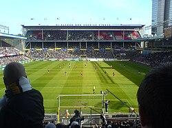 Finalen af den Svenske cup 2009 blev spillet på Råsunda