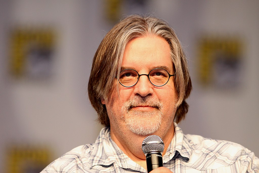 Matt Groening - Wikimedia Commons