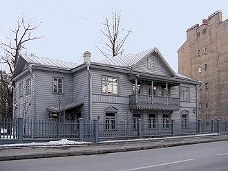 Mikhail Matyushin - Matyushin House, 2009