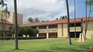 Henry Perrine Baldwin High School