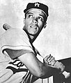 Maury Wills - Los Angeles Dodgers - 1961.jpg