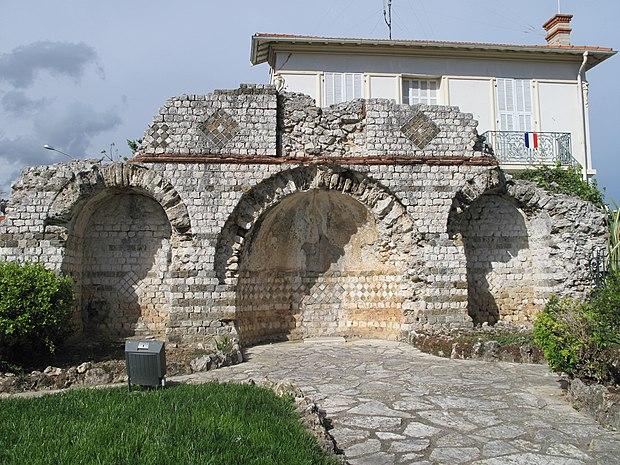 Monument historique à Roquebrune-Cap-Martin