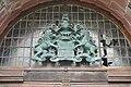Mausoleum von Schröder (Friedhof Hamburg-Ohlsdorf).Wappen.ajb.jpg