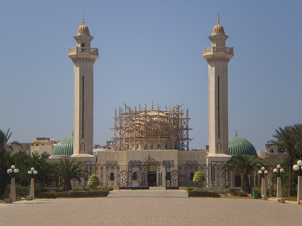 Mauzolej Habib Burgibe