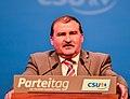 Max Straubinger CSU Parteitag 2013 by Olaf Kosinsky (3 von 3).jpg