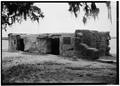 May 1958 GENERAL VIEW FROM NORTHEAST - Fort Frederica, King's Magazine (Ruins), Saint Simons Island, Glynn County, GA HABS GA,64-FRED,4-5.tif