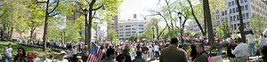 Great American Boycott - Union Square Park, New York City