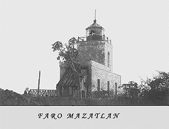 Mazatlán - Mazatlán Lighthouse