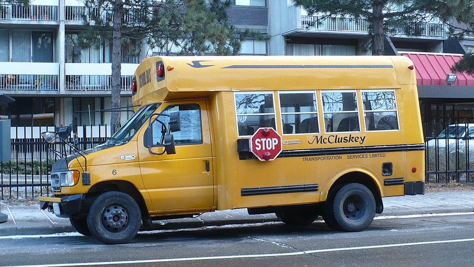 McCluskey bus 6