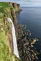 Mealt Waterfall with Kilt Rock, Isle of Skye - 2.jpg