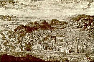 Siege of Mecca (692)
