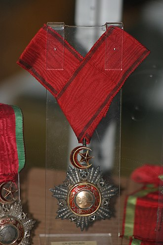 Order of the Medjidie - Arms of the Order of the Medjidie