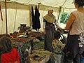 Mediaeval life at Tŷ Mawr - geograph.org.uk - 1571943.jpg