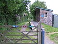 Meeth Halt, Tarka Trail, National Cycle Routes 3 and 27 - geograph.org.uk - 1346562.jpg