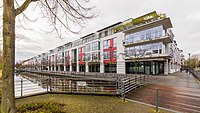 Mehrfamilienhäuser René-Magritte-Promenade 7 bis 11, Stadtwaldviertel, Köln-Junkersdorf-6997.jpg