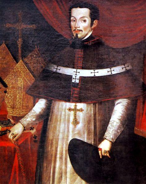 Melchor de Liñán y Cisneros.