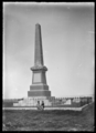 Memorial to Captain James Cook, at Kaiti, Gisborne. ATLIB 291569.png