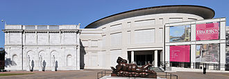 Tourism in Memphis, Tennessee - Memphis Brooks Museum of Art (2008)