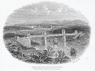Menai Tubular & Suspension Bridges