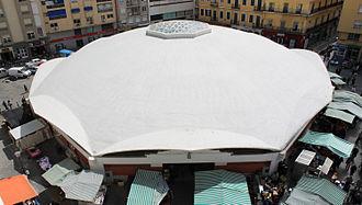 Manuel Sánchez Arcas - Ingeniero Torroja Market, Algeciras
