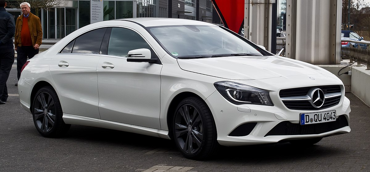 Mercedes Benz Cla Sarja Wikipedia