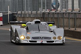 Image illustrative de l'article Mercedes-Benz CLR