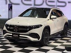Mercedes-Benz EQA 250 (H243) front.jpg