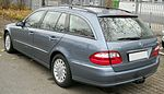 Mercedes-Benz S211 rear 20081125.jpg