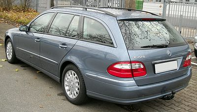 Mercedes-Benz E-Class (W211) - The Reader Wiki, Reader View