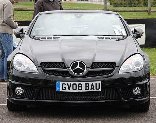 Mercedes-Benz SLK R171 - Flickr - exfordy