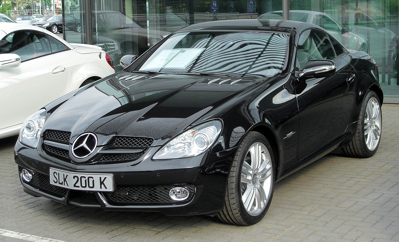 datei mercedes slk 200 kompressor grand edition r171 facelift front 1 wikipedia. Black Bedroom Furniture Sets. Home Design Ideas