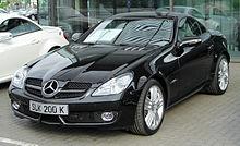 Scheinwerfer Mercedes Slk