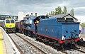 Merlin at Mallow with Irish Rail Diesel Locomotive.jpg