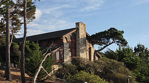 Asilomar Conference Grounds - Image: Merrill Hall