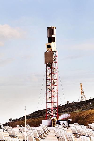 Greenway CSP Mersin Solar Tower Plant