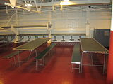 Mess hall of USS North Carolina IMG 4331